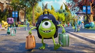 Monsters University -  Momentos Divertidos [HD]