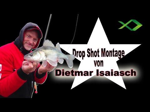 Drop Shot Montage von Dietmar Isaiasch