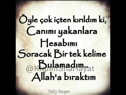 Acı  sözler 😢😢😢