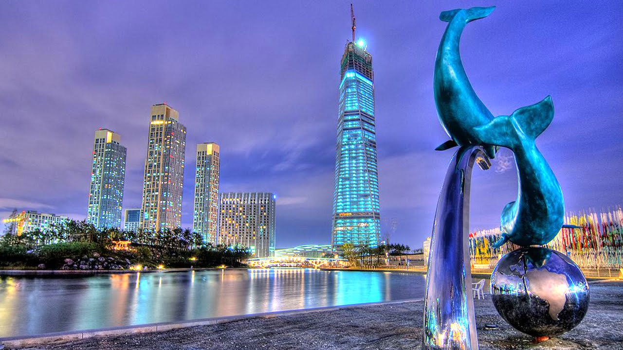 Songdo, The Future City: MEGAPROJECTS (Part 2)