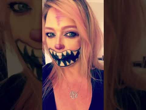 Cheshire Cat look 🎃