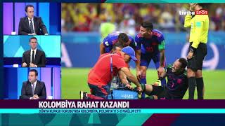 Dünya Kupası Ekranı I İngiltre-Panama, Senegal-Japonya, Polonya-Kolombiya