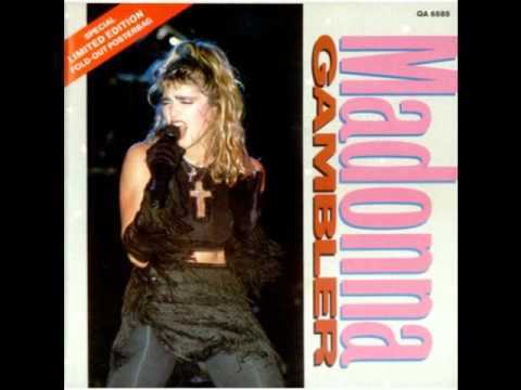 Madonna - Gambler (extended 12-inch mix)
