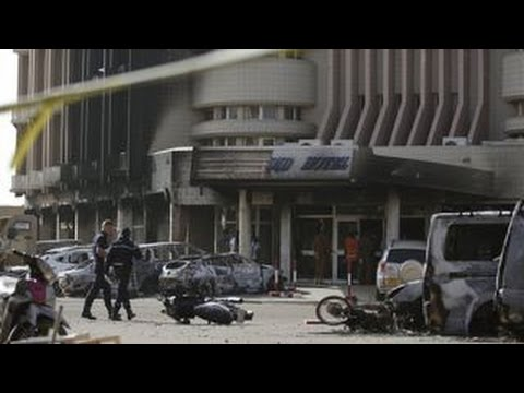 Deadly terror attack in Burkina Faso