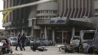 Deadly terror attack in Burkina Faso