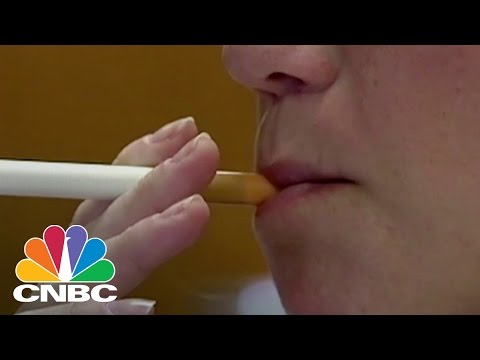 US Bans E-Cigarettes On All Commercial Flights: The Bottom Line | CNBC