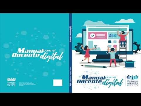Webinar Manual del docente digital con IIICAB