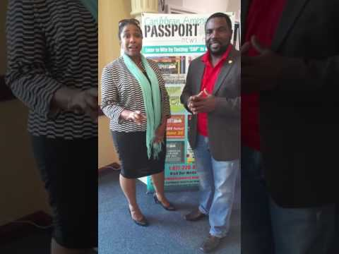 Caribbean American Passport's Interview with Commissioner Chambers