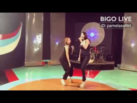 Free Download Goyanginnn Aja Say With Oza Kioza 💃🏻💃🏻💃🏻💃🏻💃🏻#bigolivevideo Mp3 dan Mp4