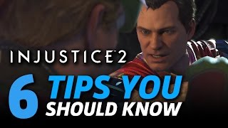 6 Tips To Help You Get Good at Injustice 2
