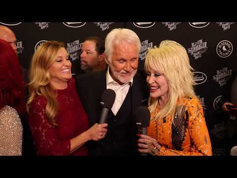 """Kenny Rogers and Dolly Parton: """"All In For The Gambler: Kenny Rogers' Farewell Concert Celebration"""""""
