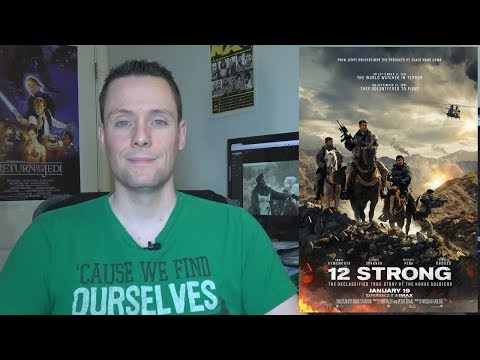 VLOG – 12 Strong