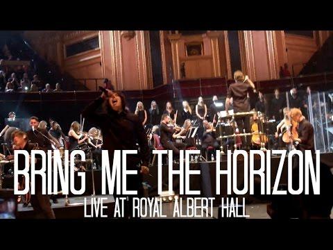 bring me the horizon live at royal albert hall livloren youtube. Black Bedroom Furniture Sets. Home Design Ideas