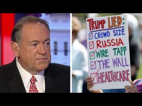 Huckabee: People making things up to try to overthrow Trump