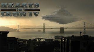 Palpatine invades Earth!!! - HoI4 Star Wars VS Earth EP 01