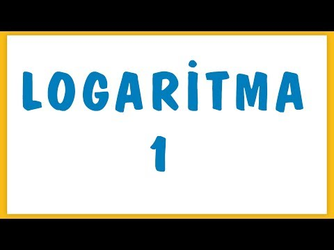 Logaritma 1 Şenol Hoca Matematik