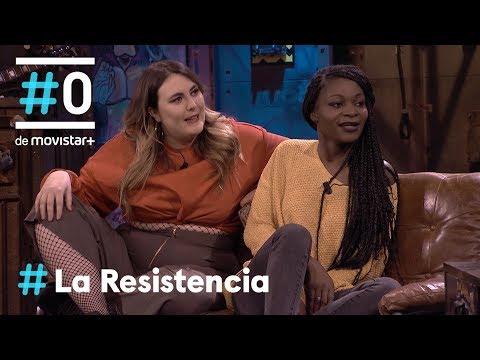 LA RESISTENCIA - Entrevista a Asaari Bibang y Penny Jay | #LaResistencia 09.01.2019