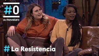 LA RESISTENCIA - Entrevista a Asaari Bibang y Penny Jay   #LaResistencia 09.01.2019