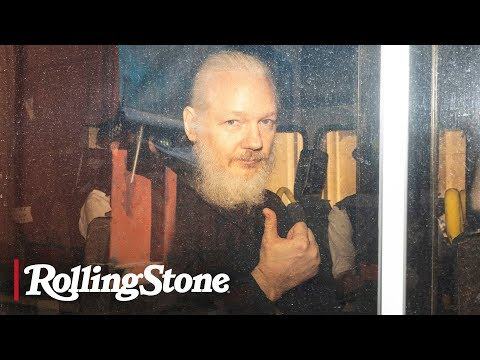 Julian Assange Arrested in London on U.S. Extradition Warrant | RS News 4/11/19