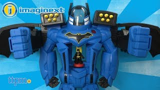 Imaginext DC Super Friends Batbot Xtreme from Fisher-Price