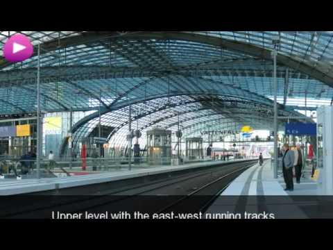 Berlin Hauptbahnhof Wikipedia travel guide video. Created by http://stupeflix.com