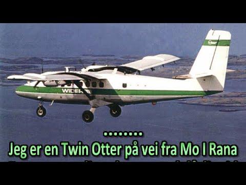 Øystein Sunde - Liten og grønn - Karaoke