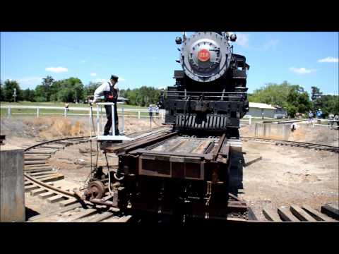 Railfan Photographer's Steam Special  - May 11, 2013