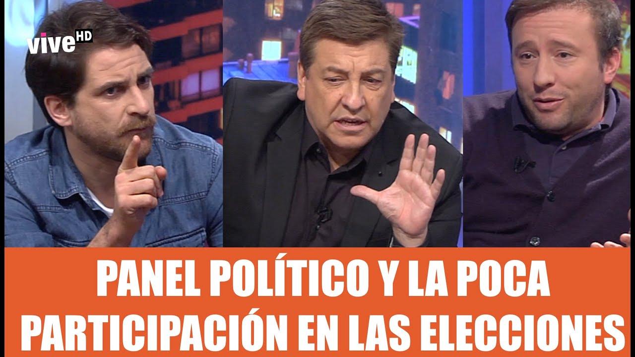SLB. Panel Político: ¿Por qué no ganó Karina Oliva?