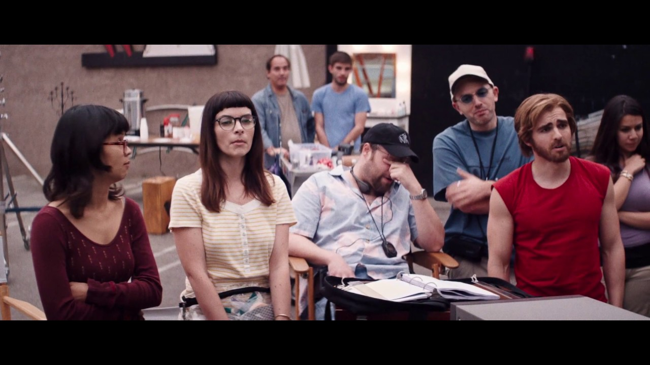 The Disaster Artist Trailer Alison Brie Zoey Deutch James Franco Zac Efron Dave Franco