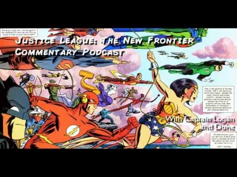 Justice League: The New Frontier | Commentary Podcast