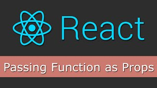 react js tutorials for beginners 12 passing function as props