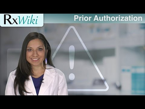 Overview of Prior Authorizations