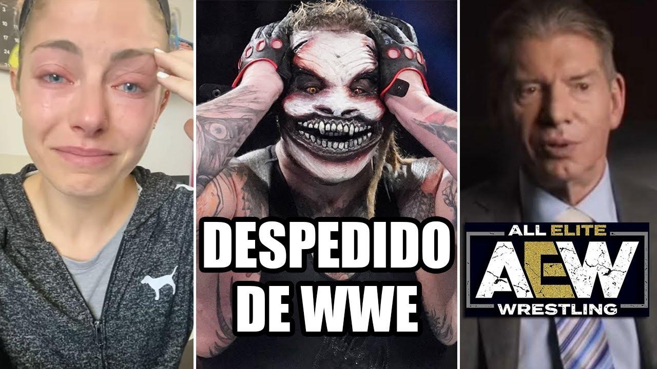 Reacción de Alexa al despido de Bray Wyatt, Vince McMahon habla de AEW, Cardi B en SummerSlam?