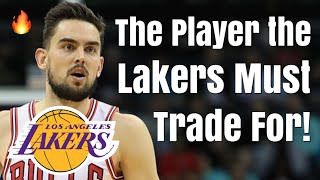 The Player The Los Angeles Lakers Must Trade For! | Help For Lebron James, No More Kcp Please!