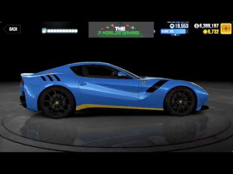 ALL THE NEW CARS IN CSR Racing 2