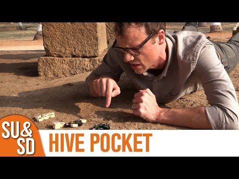 Hive Pocket - Shut Up & Sit Down Review