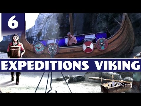 Rat Problem | Let's Play Expeditions Viking - Part 6