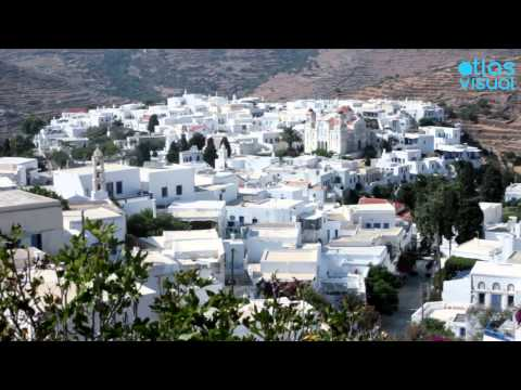 Tinos, Greece - Pyrgos - AtlasVisual