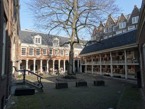 Amsterdam Museum Exterieur - Burgerweeshuis Kalverstraat