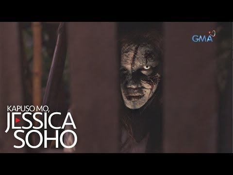 Kapuso Mo, Jessica Soho: White lady, na-hulicam sa tulay ng