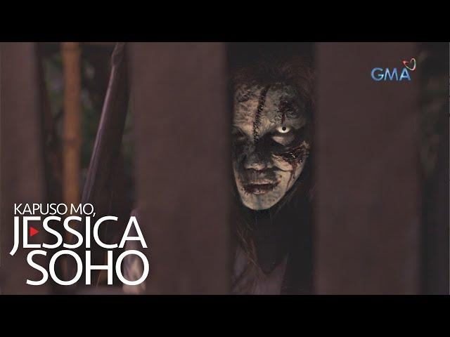 Kapuso Mo, Jessica Soho: White lady, na-hulicam sa tulay ng San Rafael, Bulacan?
