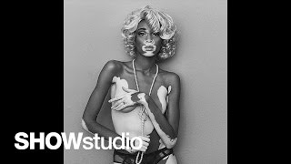 Winnie Harlow talks to Nick Knight about her modelling career: Subjective