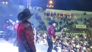 La Maquinaria Norteña, Presentacion en el Rodeo Jhons Bro S.L.P.  Vamonos Pa El Baile.