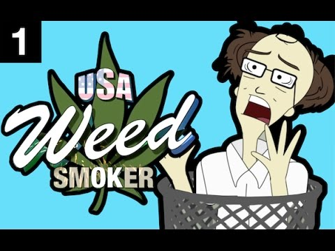 USA Weed OK - Part One (Animated Comedy Pilot) [Closed Captions]