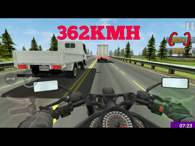 Driving like a Boss in Traffic Rider Game 2018 (Gamer Boy)