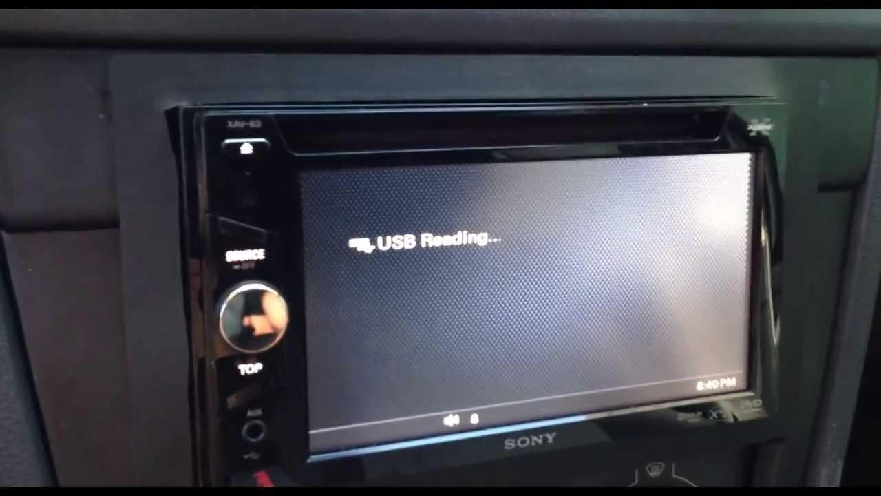 medium resolution of sony xav video converted sony xav 63 video converted