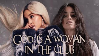 'God Is A Woman In The Club' | MASHUP feat. Ariana Grande & Ca…