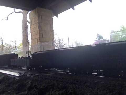 PRR Model Freight Train