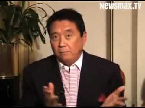Invest in Silver - Investing for Dummies advice from Robert Kiyosaki.mp4