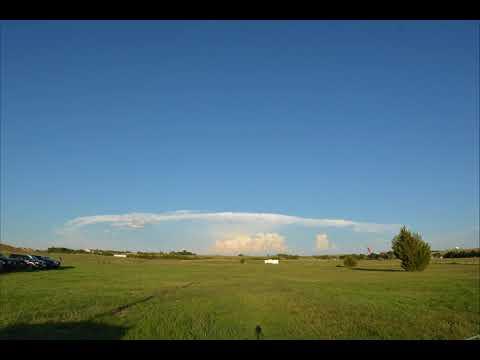 Shield Clouds in Mullen, Nebraska (8/19/17)